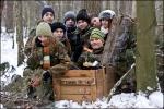 Biwak Zimowy - Młodzieszyn 2011