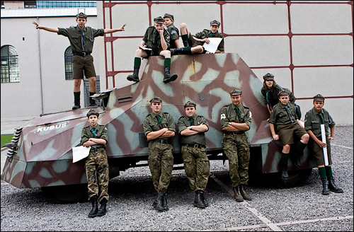 13.09.2009 – Muzem Powstania 1944
