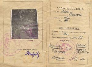 Stefan Podgórski - 77 Mazowiecka Drużyna Harcerska
