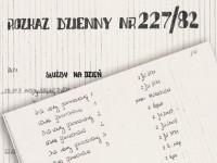 77 Mazowiecka Drużyna Harcerska - Rozkaz