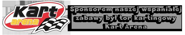 """Sponsor harcerzy z 77MDH - Tor Gokartowy """"Kart Arena"""""""