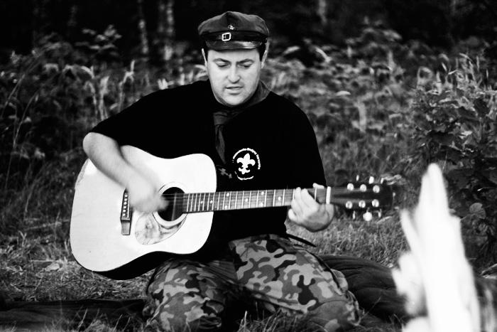 Strefa Muzyki - 77 Mazowiecka Drużyna Harcerska