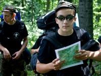 Obóz Wędrowny - 77 Mazowiecka Drużyna Harcerska