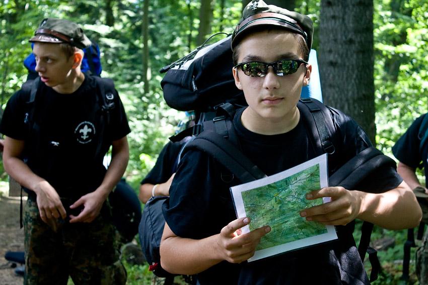 Obóz Wędrowny wg. Zochana