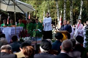 Grupa Kampinos AK - Cmentarz w Budach Zosinych