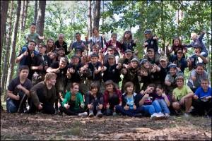 77 Mazowiecka Drużyna Harcerska - Zbiórka Naborowa