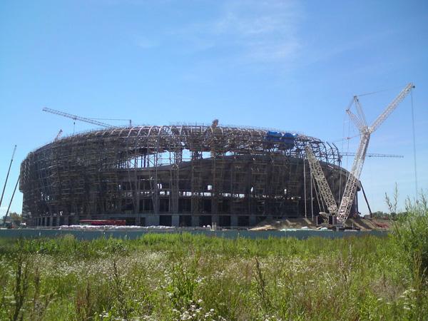 Chroboty Arena(TM) – boisko 77MDH