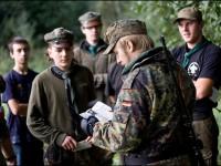 Rajd Szlakami Grupy Kampinos AK - 77 Mazowiecka Drużyna Harcerska