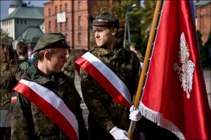 77 Mazowiecka Drużyna Harcerska - Święto Hufca ZHP Żyrardów