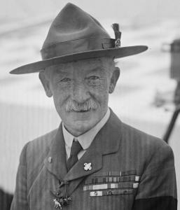 Robert Baden-Powell - 77 Mazowiecka Drużyna Harcerska