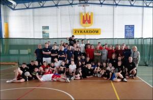 Hufcowy Turniej Sportowy - 77 Mazowiecka Drużyna Harcerska