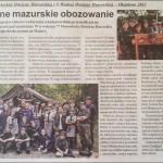 Życie Żyrardowa - relacja z obozu 77MDH