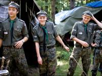 77 Mazowiecka Drużyna Harcerska - Obóz Okartowo 2013