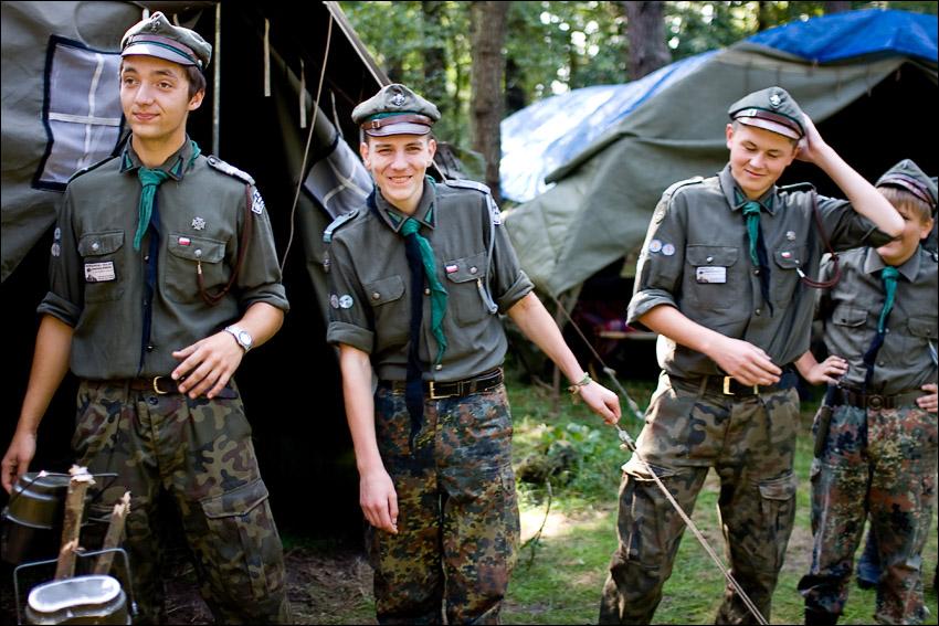 Galeria zdjęć z Obozu w Okartowie
