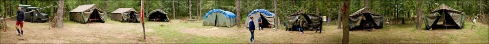 Panorama - Obóz OKartowo 2013