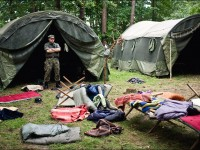 77 Mazowiecka Drużyna Harcerska - Obóz Drużyny