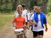 Obóz Szklana Huta 2015 - 77 Mazowiecka Drużyna Harcerska