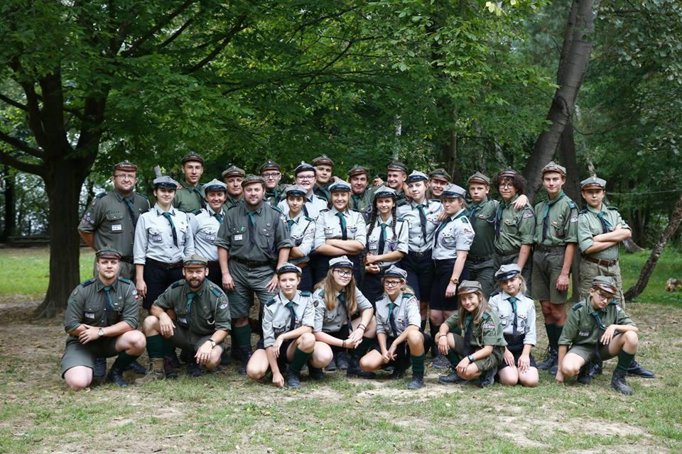 Obóz Berdo 2017- Bieszczady