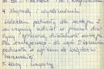 Archiwalne dokumenty - rozkazy , notatki
