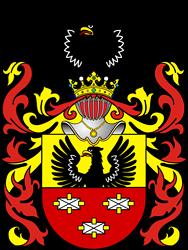 Herb Sulima - Herb Rodowy Zawiszy Czarnego