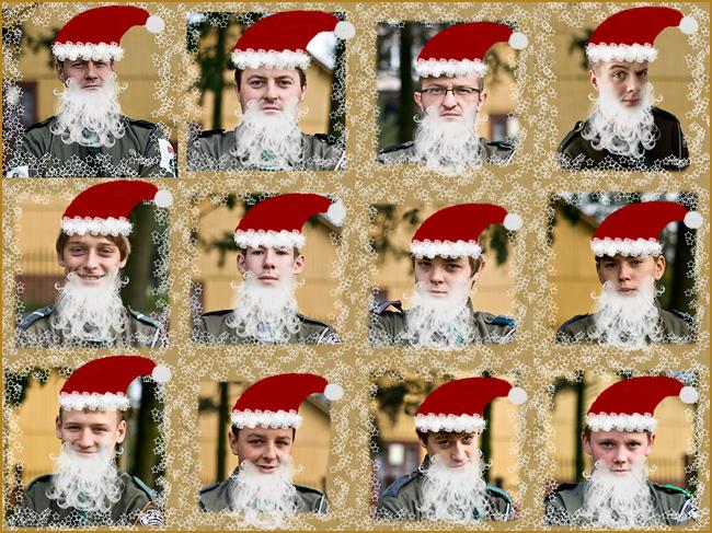 Wesołych Świąt Harcerze!!!