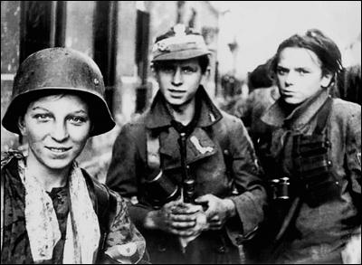67 lat temu stanęli do Powstania…