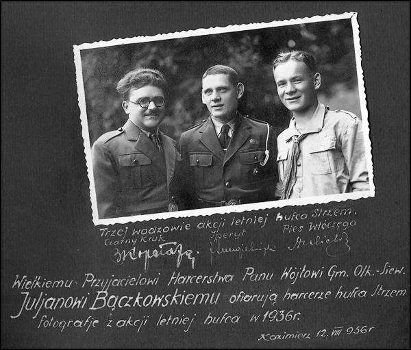 Zaginiony Album – Hufiec ZHP Strzemieszyce