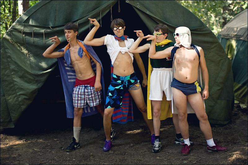 Film z obozu w Okartowie