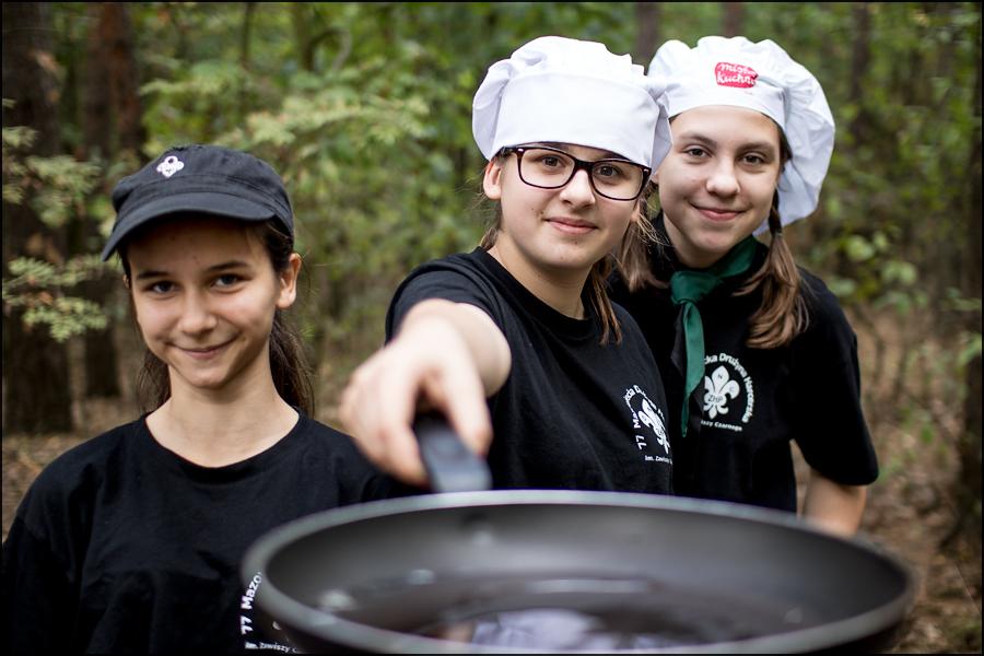 Harcerskie Mistrzostwa Kulinarne