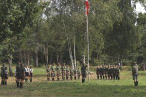 77 Mazowiecka Drużyna Harcerska - Harcerska Akcja Letnia